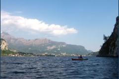 sul lago di Lecco 1